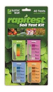 Obrázok 1601 - Rapitest - testačná sada pôdnych testov pH, N, P, K